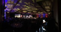 Moving Lights, Projection, Audio, Decor - Sheraton Grand Sacramento California